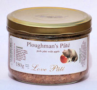 Ploughman's Pâté Pork Pate with Apple [180g]