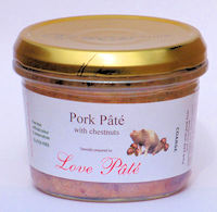 Pork Pâté with Chestnuts [180g]