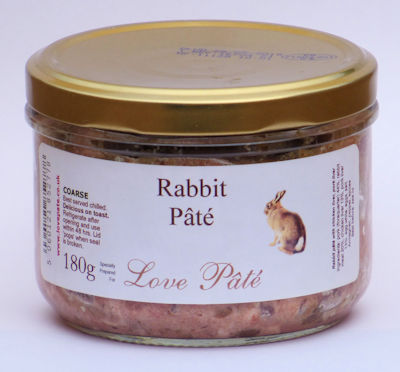 Rabbit Pâté [180g]